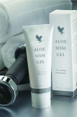 Желе Алоэ МСМ (Aloe MSM Gel)